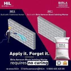 Birla Aerocon Block Jointing Mortar