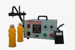 double nozzle filling machine