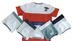 Half Sleeve Multicolor Mens Printed Round Neck Lycra T Shirt, Size: Medium