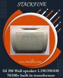 GI 396 Stackfine Wall Speaker