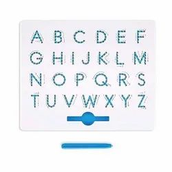Magpad Magnetic Alphabet Writing Board Play Toy