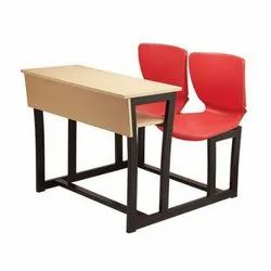 2 Seater Student Chairs