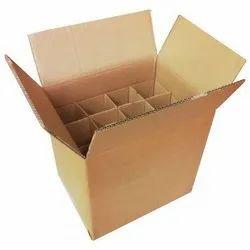 Wine & Bottle Packaging Paper Box