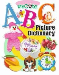 My Cute ABC Picture Dictionary Books