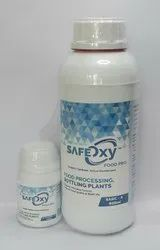 Egg Processing Disinfectant Chemicals