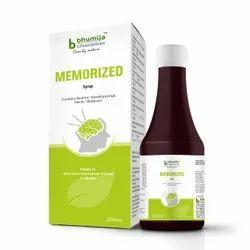 Memory Enhancer Syrup 200ml.