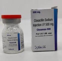Cloxacillin Sodium IP 500mg