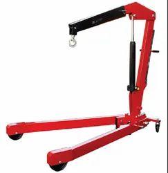 Foldable Engine Crane
