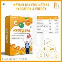 Kregem Energy Drink Powder