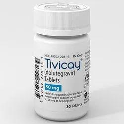 TIVICAY (Dolutegravir 50 Mg)