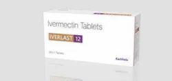 Iverlast-12 Ivermectin 12mg Tablets