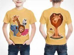 Kids Cartoon T Shirts