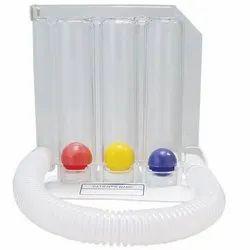 Three Ball Spirometer
