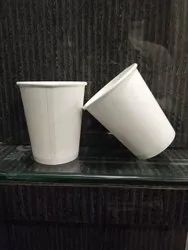 8 Ounce White Paper Cups
