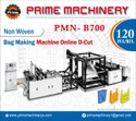 Automatic Non Woven Carry Bag Making Machine