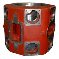 Industrial Cylinder CI Casting