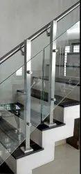 Tsa SS Stair Baluster., For Home