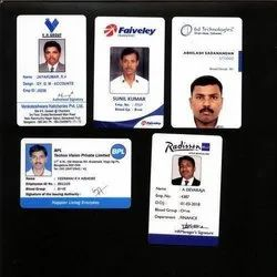 Rectangular Double Sided Id Card, 100, 54 Mm X 86 Mm