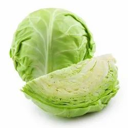 A Grade Fresh Cabbage, PP Bag, Pesticide Free  (for Raw Products)