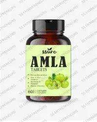 Ssure Amla Tablet Health Booster & Rich in Antioxidants