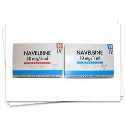 Navelbine 50mg  &10 mg Injection