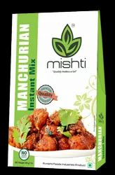 Instant Manchurian Mix, Packaging Type: Box