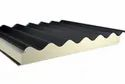 Pre Printed PUF Insulated Roofing Sheet