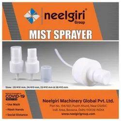Fine Mist Sprayer Pumps