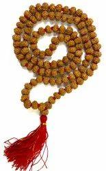 6 Mukhi Rudraksha Mala