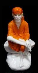 Polyresin Saibaba Statue sai no. 4