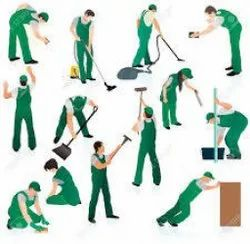 24x7 Availability House Keeping Services