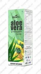 Aloe Vera Pineapple Flavour Juice