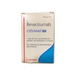 Cizumab  400 mg& 100 mg Bevacizumab Injection