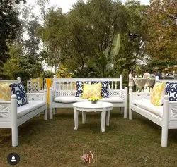 Modern Wedding Guest Sofa, For Home, Size: Contemporary