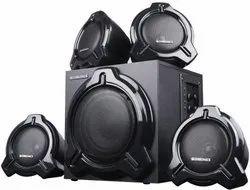 Zebronics Computer Multimedia Speaker 4.1