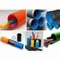 Hdpe 160 Mm Double Wall Corrugated Pipe, For Chemical