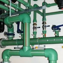 PPR C Pipes And Fittings