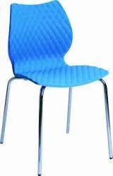 Pvc Metal Chair