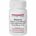 Biktarvy (  Bictegravir Emtricitabine +Tenofovir Alafenamide )