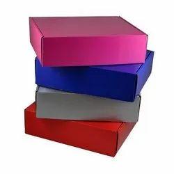 Coloured Carton Box