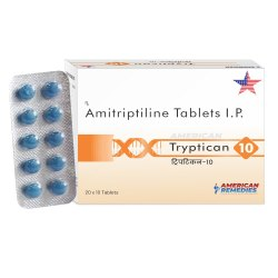 10 mg Amitriptiline Tablets