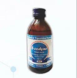 S-Codyne Cough Syrup, 100 ml