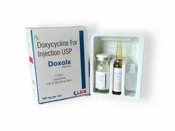Doxolx Doxycycline 100mg Injection