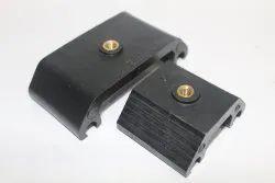 Black Polymide Rod Guide Polyamide Handles, Packaging Type: Box