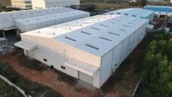 Steel, FRP PEB Pre Engineered Building