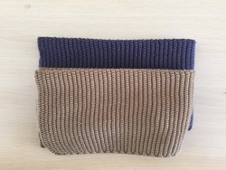 Pearl Knit Multicolor GOTS Certified Knitted Cotton Napkins, For Kitchen Cleaning And Dish Wash, Size: 26 X 26 Cm