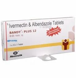 Bandy-Plus-12 Ivermectin And Albendazole Tablets