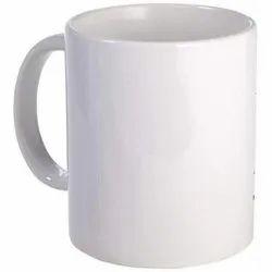 Plain Sublimation Mug