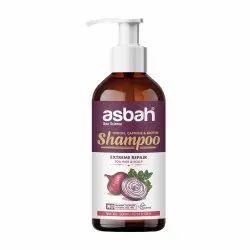 Asbah ONION, Caffeine & Biotin Extreme Repair Shampoo