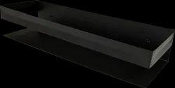 Jayco Black Multi Purpose Shelf (floating Shelf, Stainless Steel), For Home, Size: 14 Inch X 5 Inch X 3 Inch